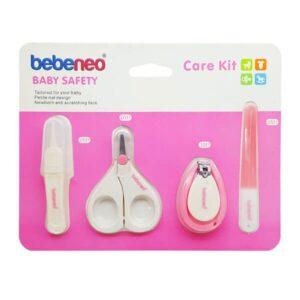 ست قیچی ناخن گیر نوزادی سوهان Bebeneo