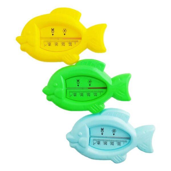 دماسنج اتاق طرح ماهی