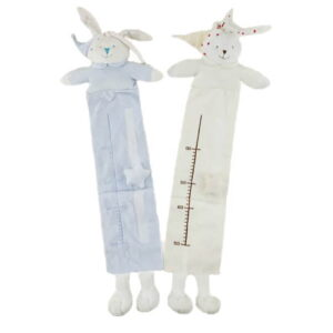 چارت اندازه گیری قد کودک خرگوش کلاهدار نانان