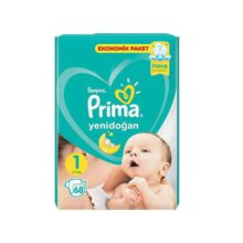 پوشک 68 عددی سايز 1 پريما Prima
