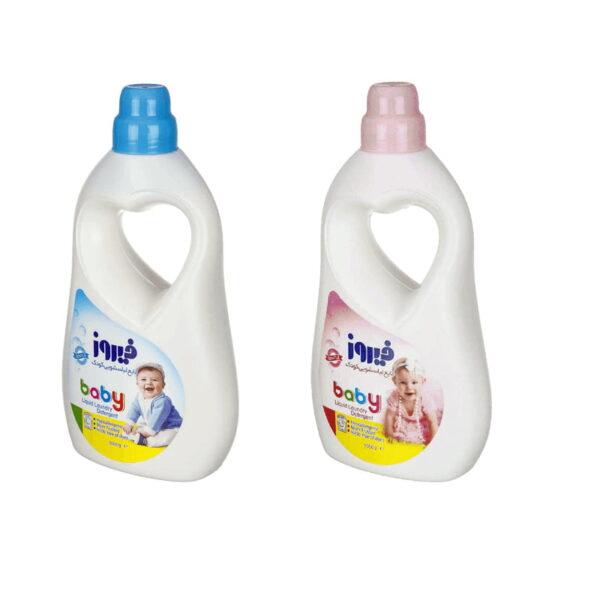 مایع لباسشویی کودک فیروز 2 ليتري -firooz کد : 1011011