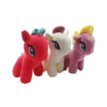 عروسک پونی اسب شاخدار کوچک
