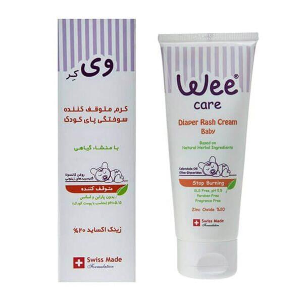 کرم محافظت از سوختگی Wee Care
