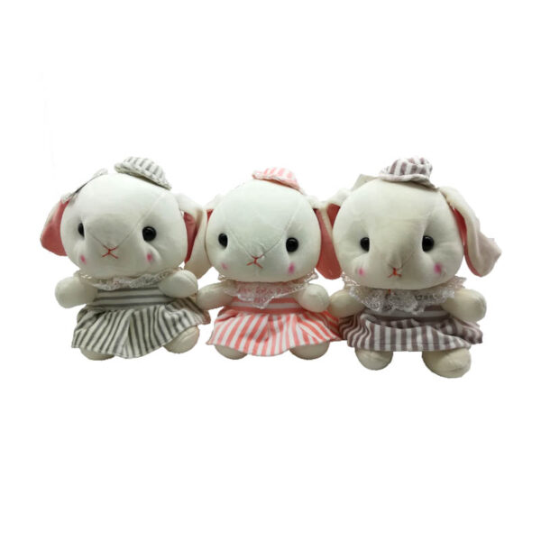 عروسک خرگوش دامن دار