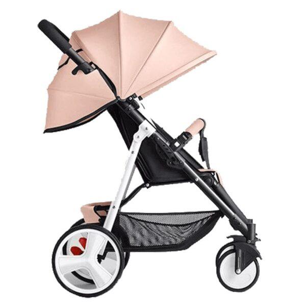 کالسکه نوزاد دوچرخه ای چهار چرخ