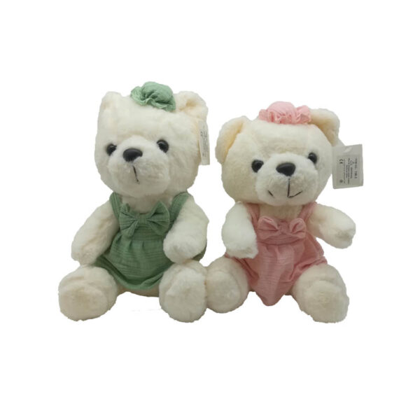 عروسک خرس کلاهدار