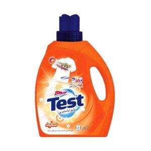 مایع لباسشویی 3 لیتری لباسهای سفید Test