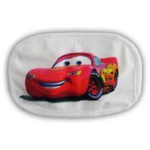 ماسک تنفسی کودک 2لایه قابل شست و شو طرح مک کویین الینا Elina