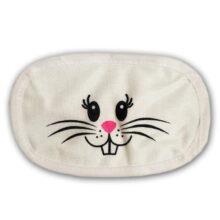 ماسک تنفسی طرح خرگوش 2لایه قابل شستشو الینا Elina
