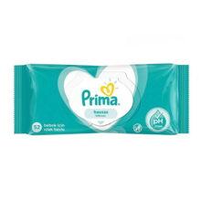 دستمال مرطوب ضد حساسیت ۵۲ عددی پریما Prima