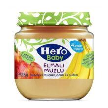 پوره کودک و نوزاد میوه ای هیروبیبی Hero Baby
