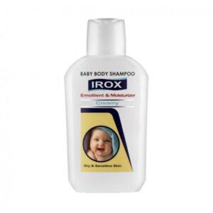 شامپو بدن نرم کننده و مرطوب کننده کرمی ایروکس Irox