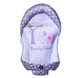 قنداق سوییسی طرح Family Love فیل درخت قلب رزبرن RoseBorn