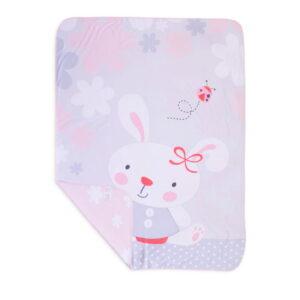 پتو نخ طرح Little Bunny خرگوش کوچولو رزبرن RoseBorn