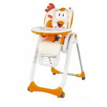 صندلی غذای پارچه طرحدار مدل Polly2start چیکو Chicco