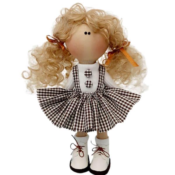 عروسک دخترانه روسی سارافون 4خانه