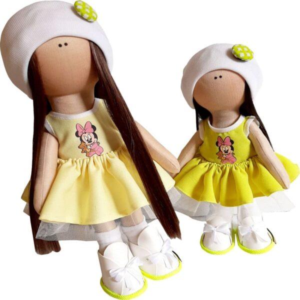 عروسک دخترانه روسی سارافون ميكی