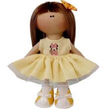 عروسک دخترانه روسی سارافون حلقه ای چیندار میکی Rezvan