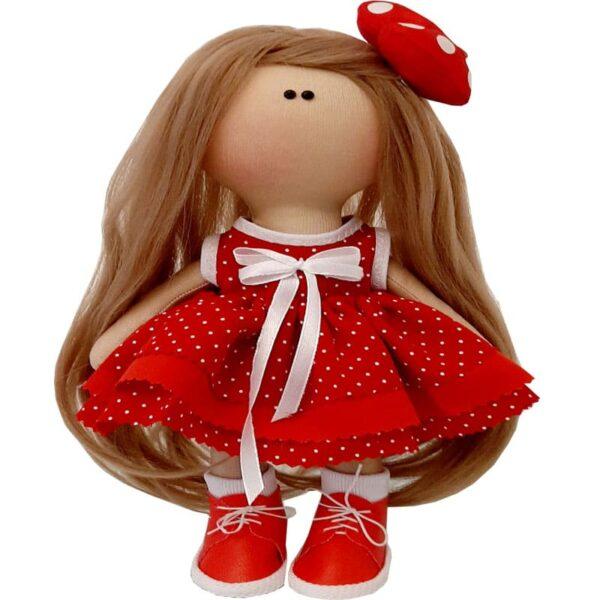 عروسک دخترانه روسی خالدار