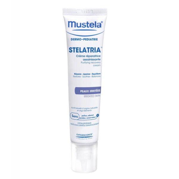 كرم ترميم كننده پوستی Mustela
