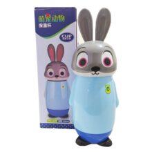 فلاسک کودک استيل خرگوش