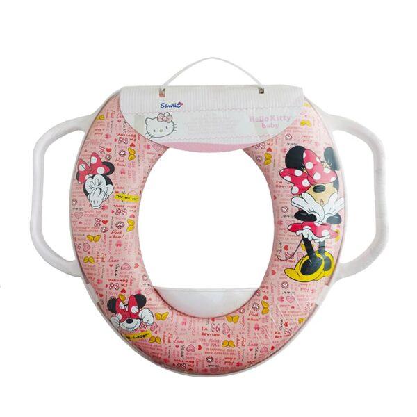 ملزومات بهداشتی کودک و نوزاد | تبدیل توالت فرنگی