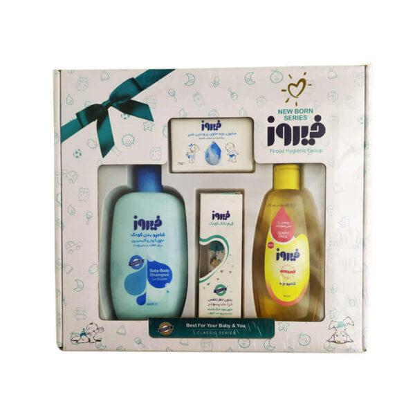 ملزومات بهداشتی کودک و نوزاد   سرویس هدیه فیروز