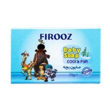 صابون کودک عصر یخبندان 75 گرمیفیروز Firooz