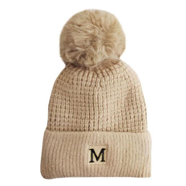 کلاه زمستانی بافت M