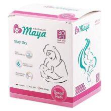 پد سینه یکبار مصرف 30 عددی مایا Maya