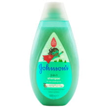 شامپو سروبدن پوستهای حساس جانسون Johnson's