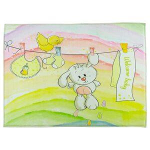 پادری اتاق کودک خرگوش رخت لباس ماوی کارپت Mavi Carpet