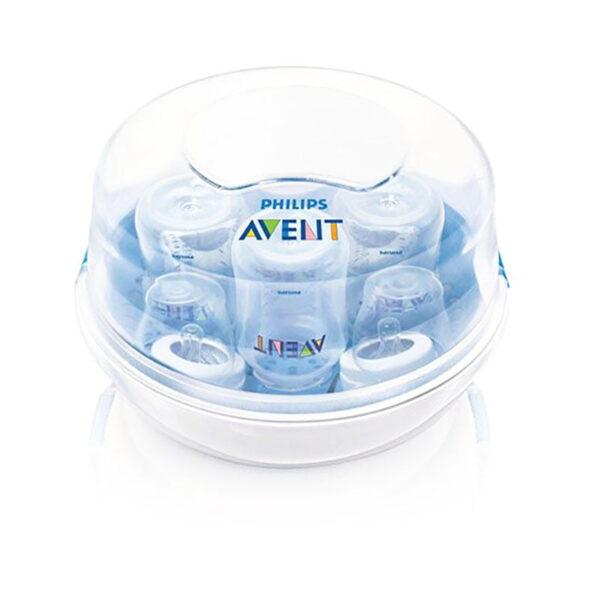 دستگاه استریل کننده شیشه شیر اونت Avent