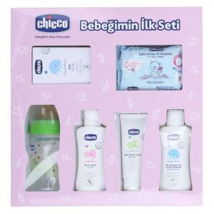 ست هدیه شش تایی بهداشتی چیکو Chicco