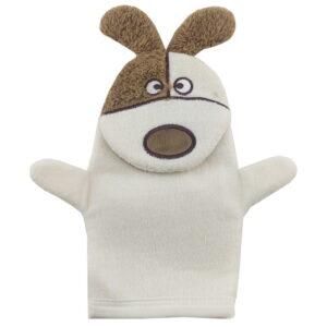 لیف حمام عروسکی بچگانه طرح سگ