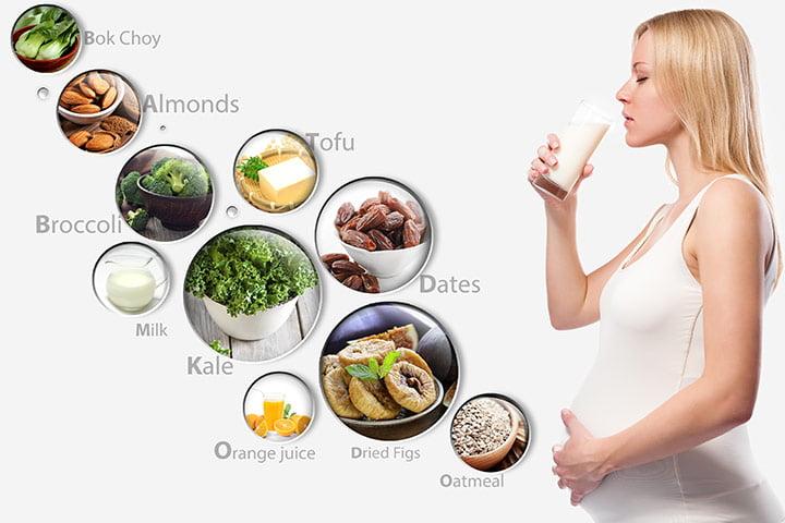 تغذیه و سلامت مادر در دوران بارداری