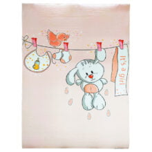 فرش اتاق بچگانه طرح خرگوش ماوی هالی Mavi Carpet