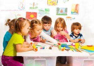 یادگیری و تاثیر محیط مدرسه بر بالا رفتن میزان یادگیری در کودکان