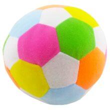 اسباب بازی توپ مخمل بچگانه تکی