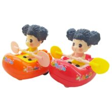 اسباب بازی قایق پارویی قدرتی دخترانه Nile