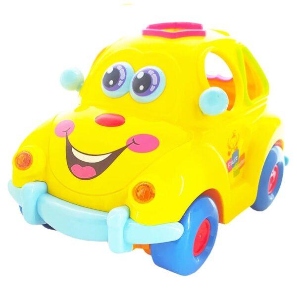 اسباب بازی ماشین موزیکال Hola Toys