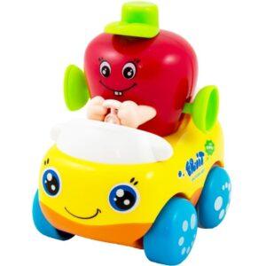 اسباب بازی ماشین قدرتی بچگانه طرح سیب هولا Hola