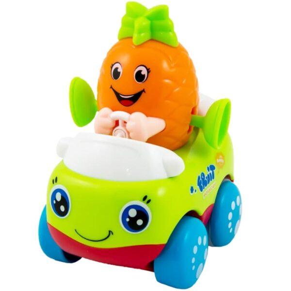 اسباب بازی ماشین قدرتی بچگانه طرح هویج هولا Hola