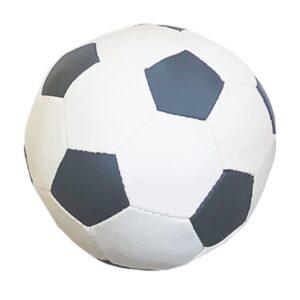 اسباب بازی توپ فوتبال سیاه و سفید بچگانه