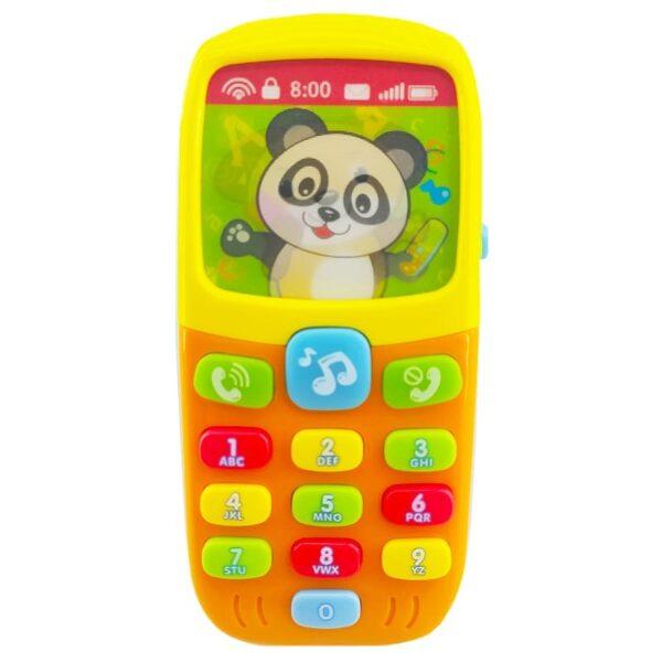 اسباب بازی موبایل چراغ دار بچگانه Hola Toys