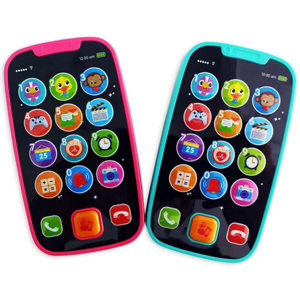 موبایل لمسی بچگانه هولا