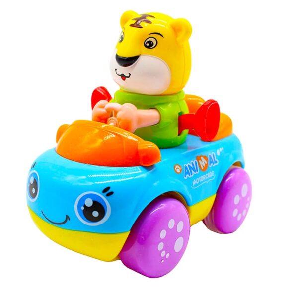 اسباب بازی ماشین قدرتی بچگانه طرح ببر هولا Hola Toys