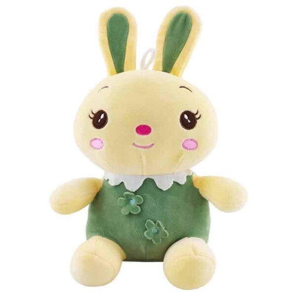 عروسک بچگانه خرگوش گلدار نانو Nino