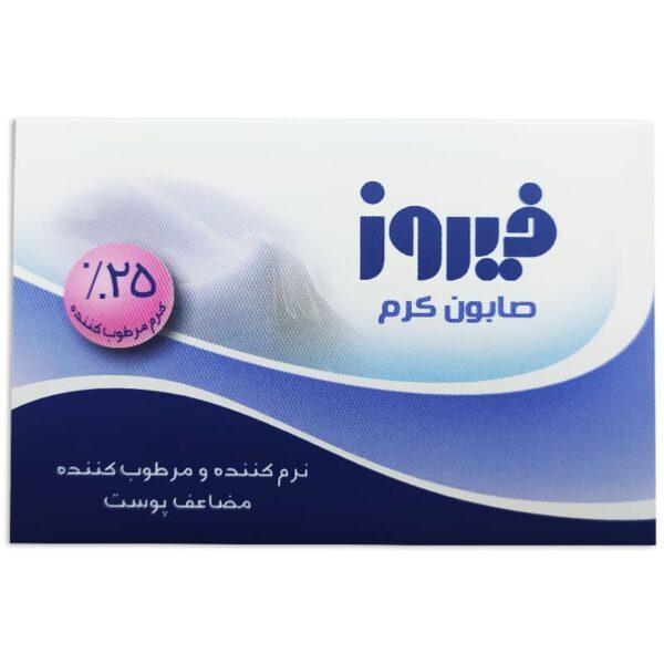 صابون کودک کرم دار 25% فیروز Firooz