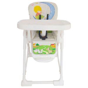 صندلی غذای کودک طرح پسرک پایه جدید زویه Zooye